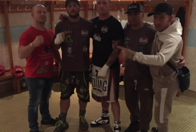 LEIGHTON BRADY – COVENTRY'S NEW FIRST EVER BARE KNUCKLE BOXING CHAMPION. British Light Middleweight BKB championship