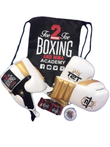 Merchandise – TOE 2 TOE BOXING, MMA & FITNESS ACADEMY